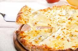 Творожно - сырная пицца. Пальчики оближешь
