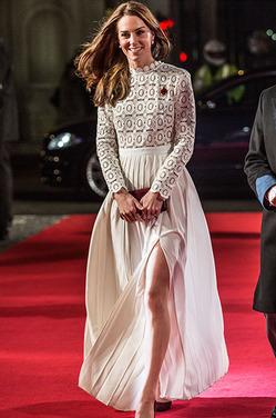 Почему Кейт Миддлтон расхотели приглашать на BAFTA