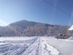 морозная прогулка