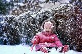 Радуемся первому снегу))
