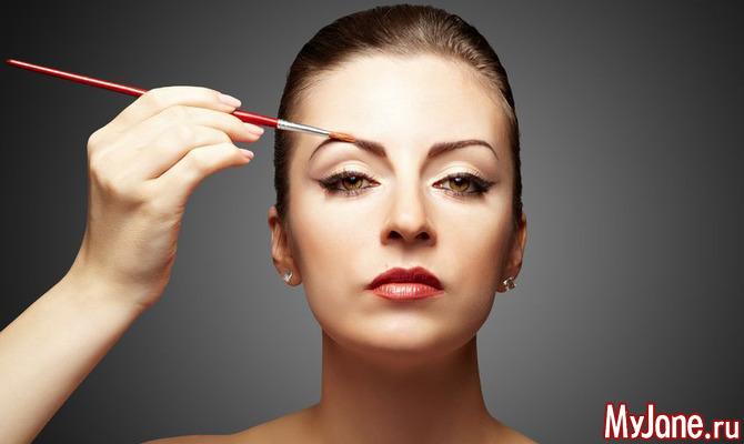 Как сделать идеальные брови