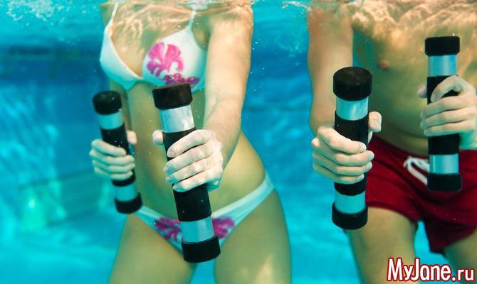 Нудлс: полезная «лапша» для занятия аквафитнесом.