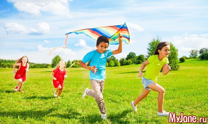 Надо ли ребенку заниматься летом?