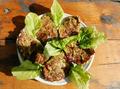Чебуреки из кабачков