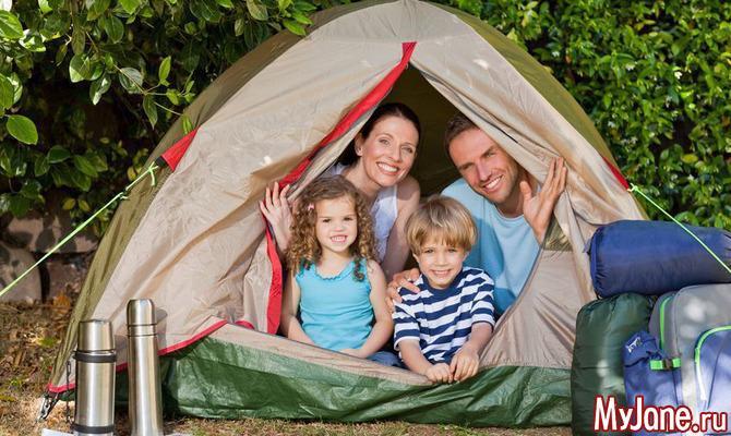 Лесной туризм с малышом: стоит или нет?
