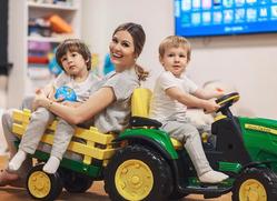 Мария Кожевникова станет матерью в третий раз