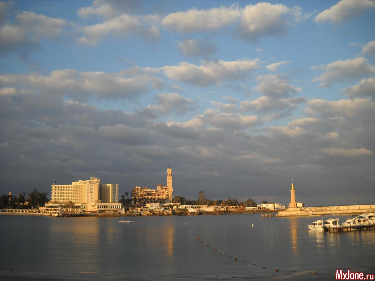 Безграничное очарование Александрии