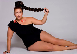 Plus-size модели благоприятно влияют на женскую психику
