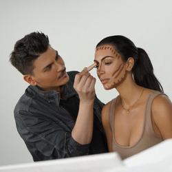 Новые продукты для контуринга от Ким Кардашьян и 5 правил техники