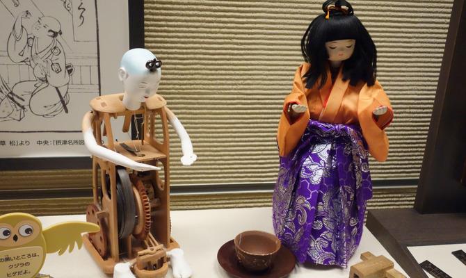 Живые куклы – каракури