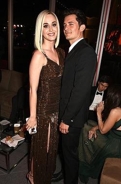 Теперь официально: Кэти Перри и Орландо Блум разошлись