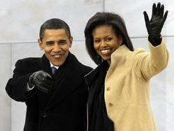 Барак и Мишель Обама получат рекордный гонорар