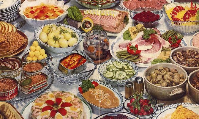 Кулинарная ностальгия – блюда детства
