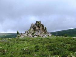 Загадка горных духов