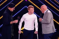 Скандал с безногим танцором: Познер и Литвинова извинились