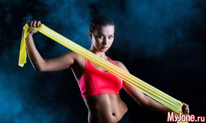 Фитнес сквозь сопротивление или Упражнения с эспандером