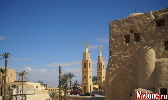 Монастыри Святого Антония и Святого Павла – христианские святыни Египта