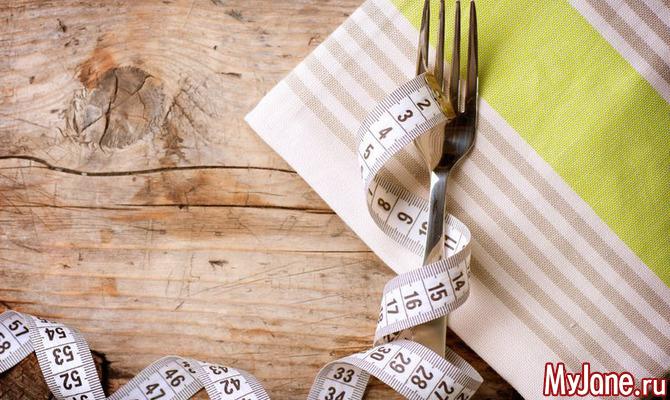 Запрещенные приемы в похудении