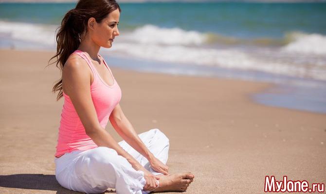 Лучшие асаны для медитации