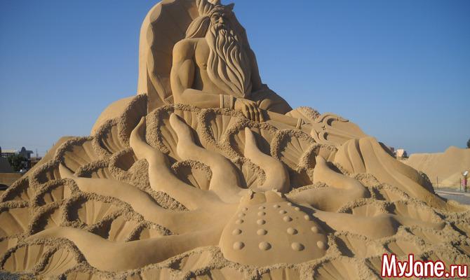 «Песочный город» – уникальный музей в солнечной Хургаде