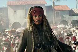 Вышел трейлер продолжения «Пиратов Карибского моря»