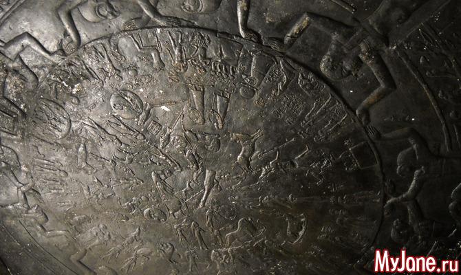 Дендера - загадка древних цивилизаций