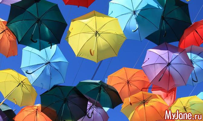 4 мая – день рождения складного зонтика