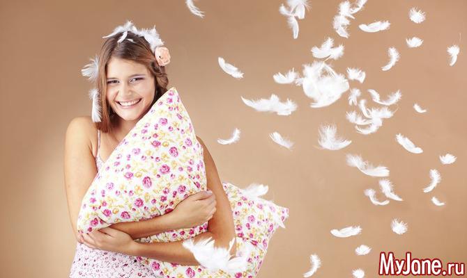 Подушка – вовсе не простушка