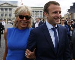 Эмманюэль Макрон победил на выборах во Франции