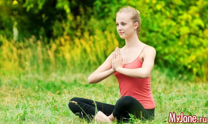 Йога для креатива