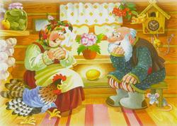 Тайный смысл русских сказок