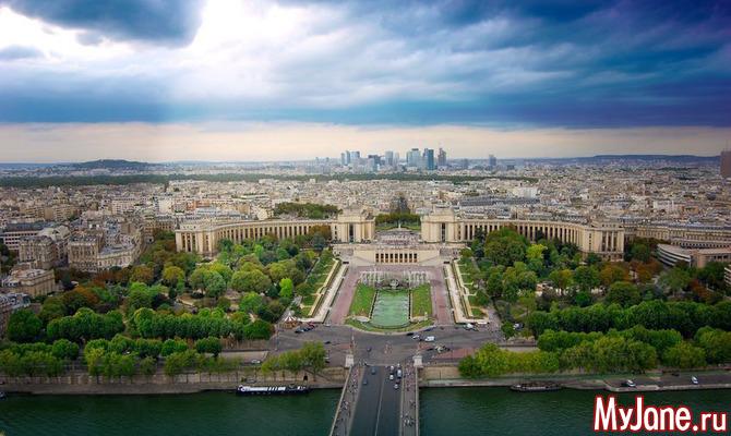 Париж – город мечты или миф?