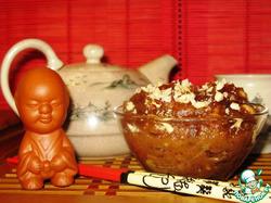 Китайский десерт из фиников