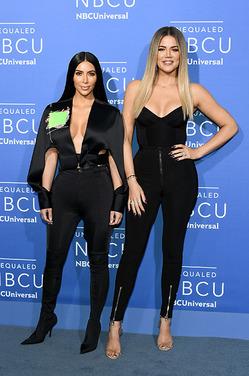 Ким раскритиковала Хлое за то, как она одевается