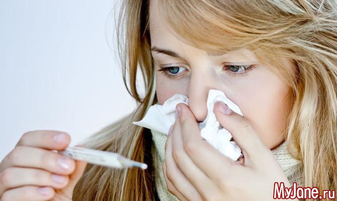 Как отличить грипп от других болезней