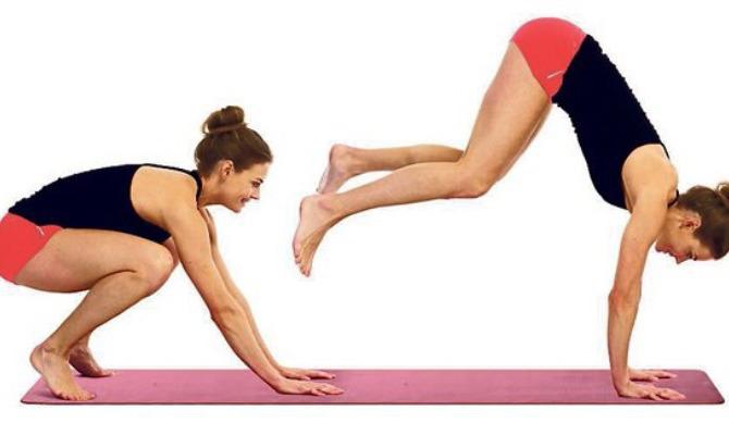 Фитнес ZUU: хорошая физическая форма, имитируя животных