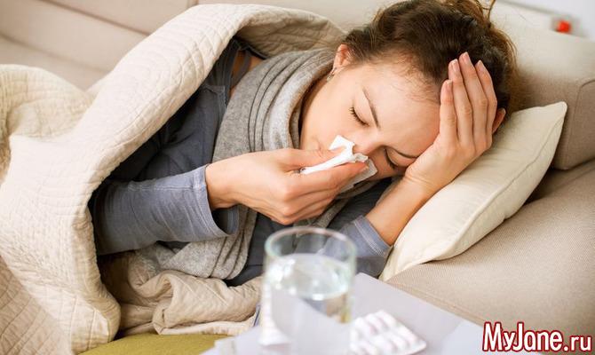 12 мифов о простуде и гриппе