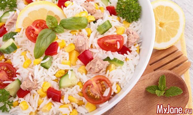 Сытная пища в преддверии зимы: готовим вкусные блюда из риса