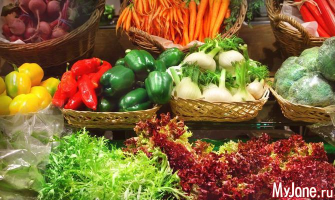 15 продуктов с ничтожной калорийностью