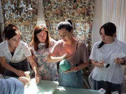 На «Атмосферных посиделках» научат реставрации мебели и «скульптурной живописи»