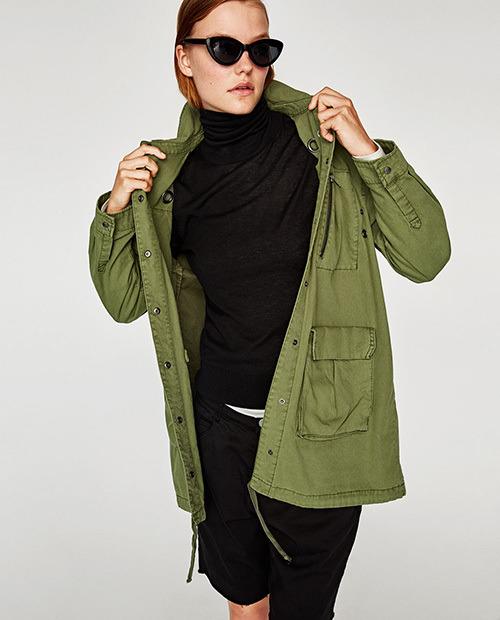Модные Осенние Куртки