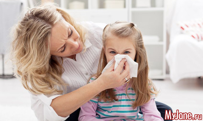 Детская аллергия наступает