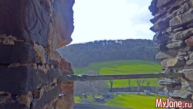 Уэльс, Конуи, замок, архитектура, путешествия, туризм, экскурсии