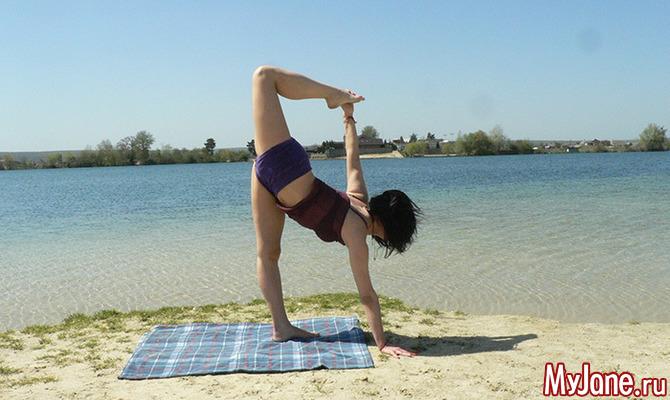 Асаны для раскрытия тазобедренных суставов