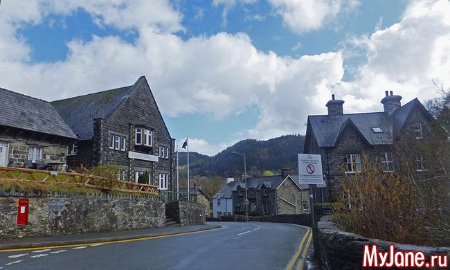 Уэльс, Сноудония, Сноудон, горы, шерстяная фабрика, валлийская шерсть