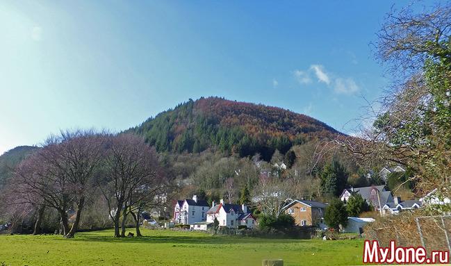 Уэльс, Сноудония, Сноудон, шерстяная фабрика, пряжа, валлийская шерсть