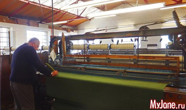 Уэльс, Сноудония, Сноудон, шерстяная фабрика, валлийская шерсть