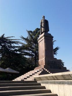 Мое знакомство с Грузией. Часть 2, Тбилиси, первый день