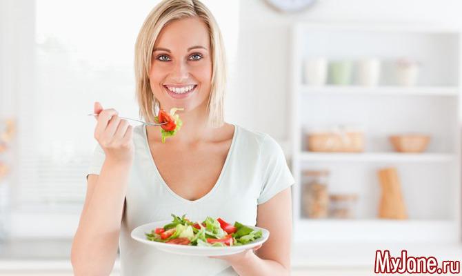 Несколько способов  внести разнообразие в скучную диету
