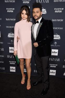 Селена Гомес и Абель The Weeknd расстались